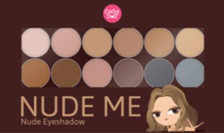 Eye shadow nude me