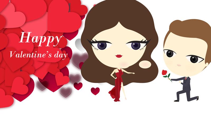 Mau Tampil Cantik Saat Valentine? Kami Punya Tipsnya!