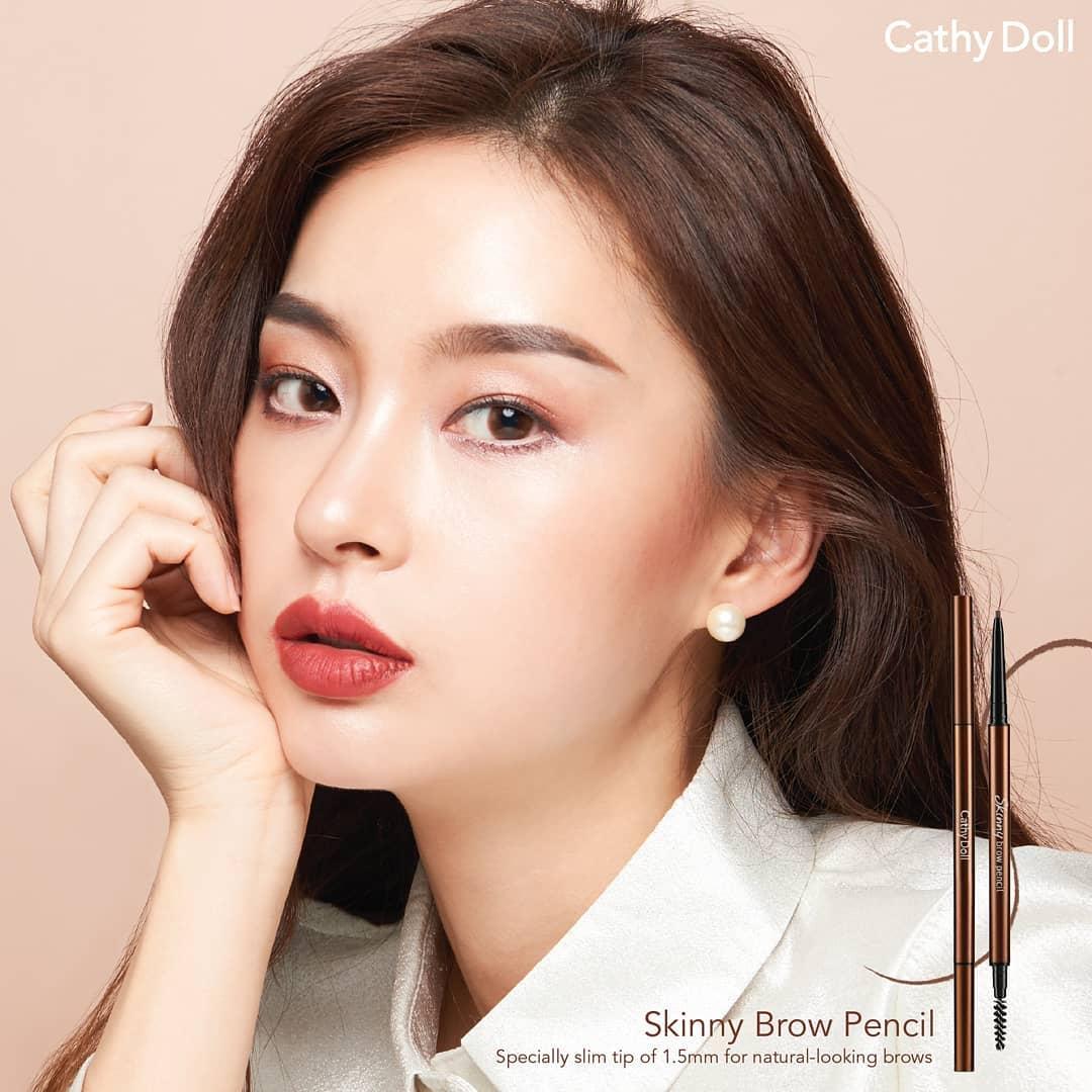 4 Jenis Make Up / Kosmetik Alis Untuk Sempurnakan Riasan Kamu