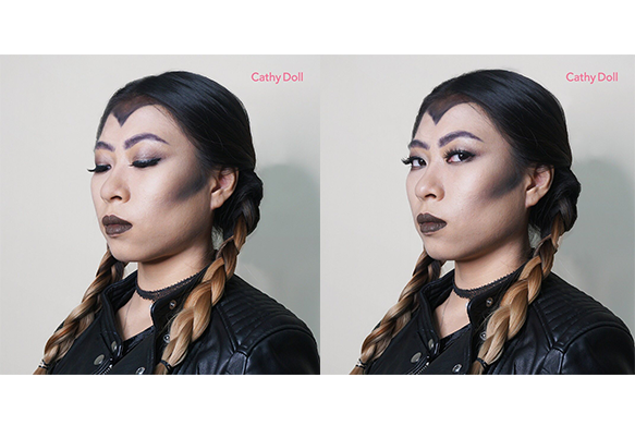 Pilihan Warna Wednesday Addams