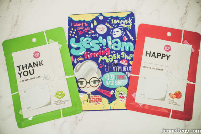 Review Sheet Mask dan Real Brow 4D Tattoo Tint Cathy Doll