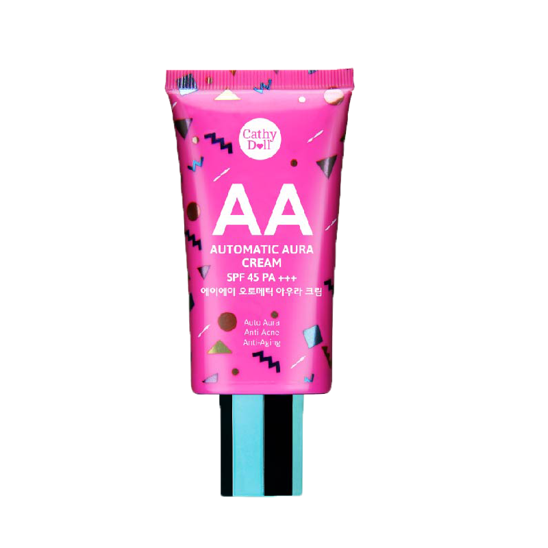 AA Automatic Aura Cream SPF45 PA+++
