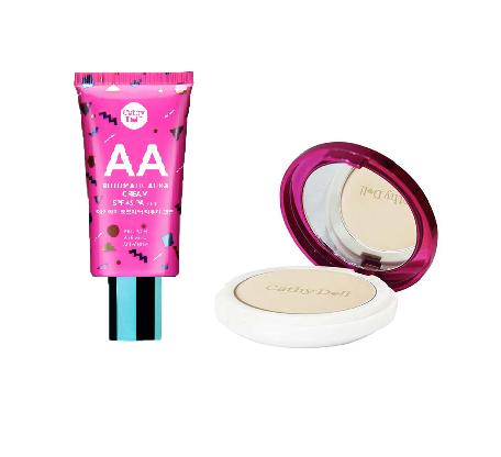 AA Cream + CC Powder Pact