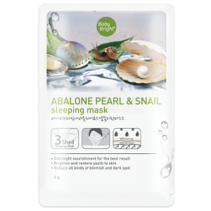 Abalone Pearl Snail Mask