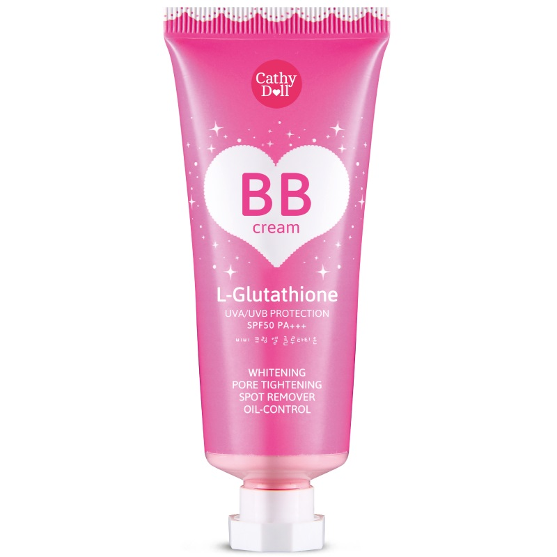 BB Cream L-Glutathione SPF50 PA+++