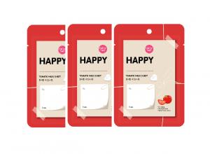Happy Mask Sheet 25 g (3 pcs)
