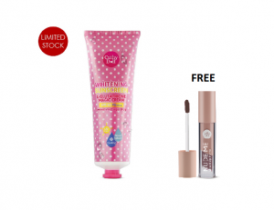 L-glutathione Magic Cream Spf50 Pa +++ 138ml FREE Nude Me  Lip Matte True Brown