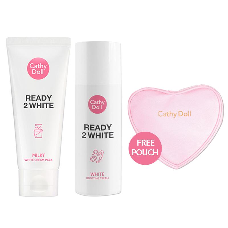 R2W MIlky dress cream pack Boosting cream R2W