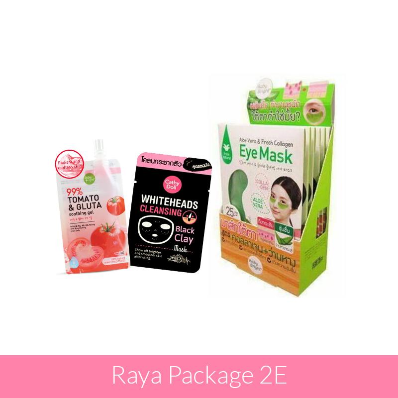 Raya Package 2E