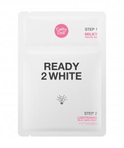 Ready 2 White Lightening Milky White Mask Sheet