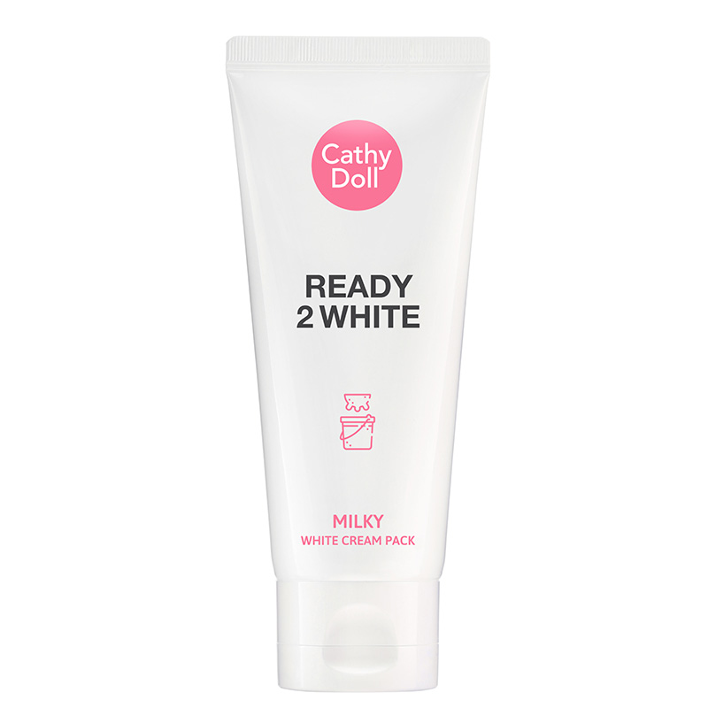 Ready 2 White Milky White Cream Pack Whitening