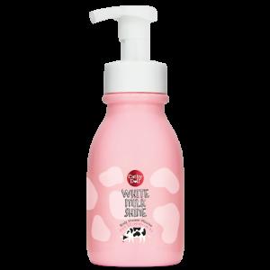 White Milk Shine Body Shower Mousse 1